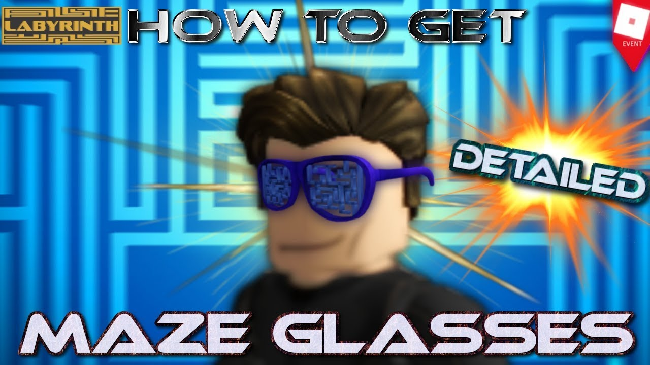 5785fb0f18 N A How To Get The Maze Runner Glasses