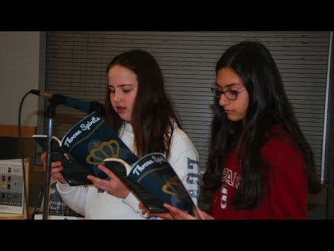 Wayzata Central Middle School Students Become Authors