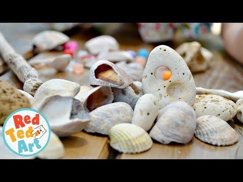 what-can-you-make-with-seashells?-easy-seashell-decor-diy