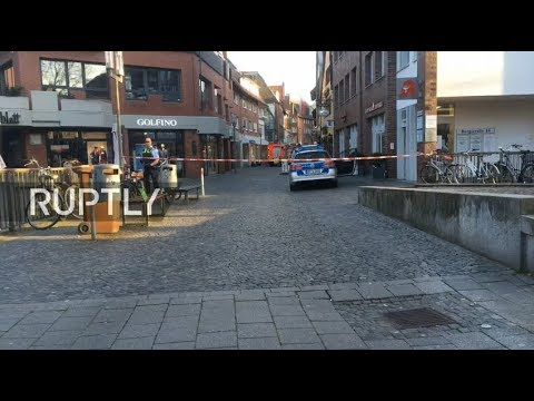 Ruptly is live from Muenster following reports of an incident