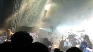 Carcass - Captive Bolt Pistol 28.11.2013 Leipzig Haus Auensee Live 8