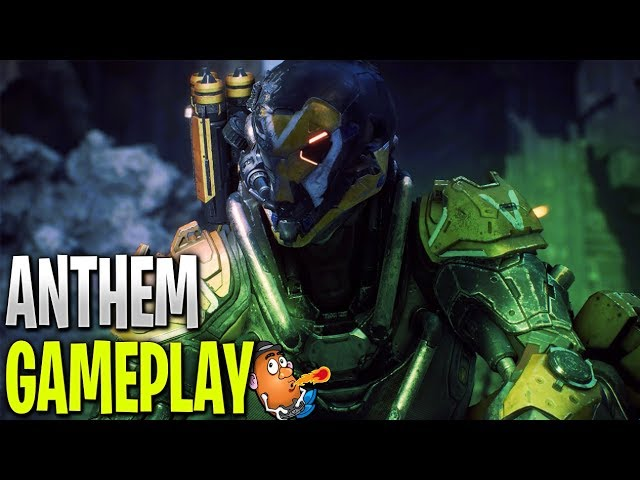 Introduction to Anthem | Anthem | Xbox One X Gameplay