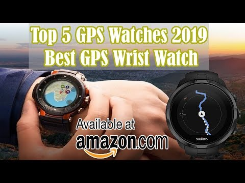 Top 5 GPS Watches 2019 Best GPS Wrist Watch BUY On Amazon Products Review & Unboxing