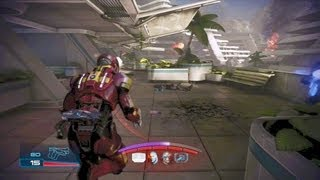 Assault Trooper Take Down - Mass Effect 3: Special Edition (Wii U)