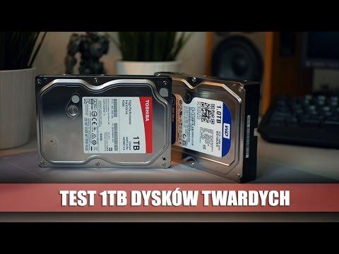 Toshiba P300 - najlepszy 1TB dysk twardy? | Foci