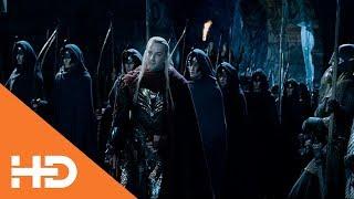 Эльфы Спешат на Помощь в Хельмову Падь ✫ Властелин Колец: Две Крепости (2002)