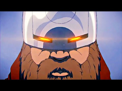 Киберслав - трейлер мультфильма (2018)