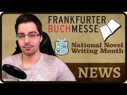 Weltenbuch, Frankfurter Buchmesse, Nanowrimo | NEWS