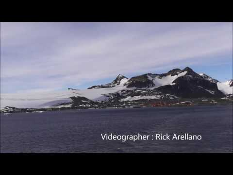 Part 1 the Antarctic Sound Hope Bay Admiralty Bay