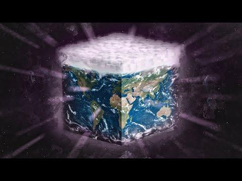 На самом деле мир квадратный