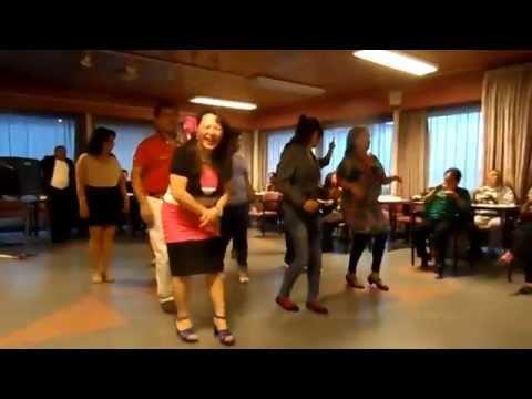 WAKTU HUJAN SORE-SORE 'KARAOKE YUK' Lagu Daerah Ambon (Maluku )