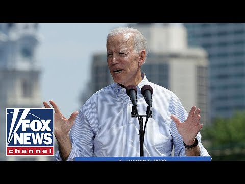 Biden calls for national 'unity' during his first campaign rally