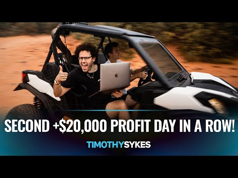 Lessons From My Second +$20,000 Profit Day In A Row