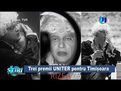 TeleU: Trei premii UNITER pentru Timișoara