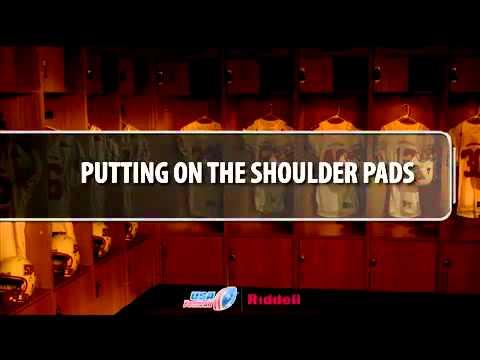 Shoulder Pad Fitting   USA Football