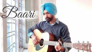 Baari - Bilal Saeed   Momina Mustehsan   Guitar Cover   Anmol Dhandra