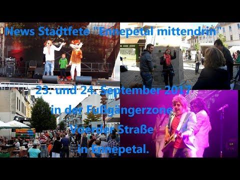 """News Stadtfete """"Ennepetal mittendrin"""" 23.und 24.September 2017 jetzt vormerken."""