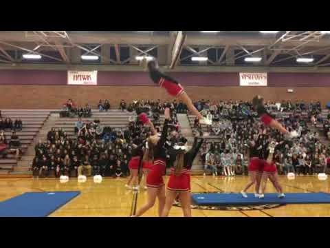 Mountlake Terrace High School Cheer Team