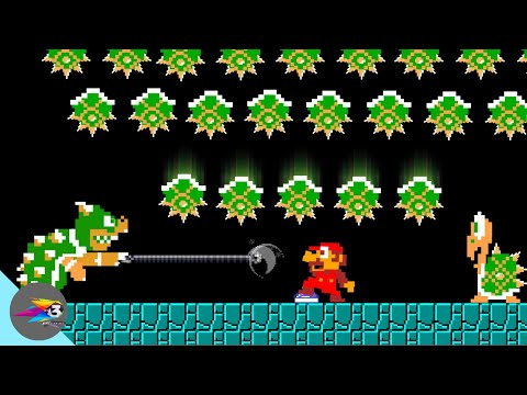 If Bowser Have A New Power Than How Will Mario Beat Him (Koopa special)