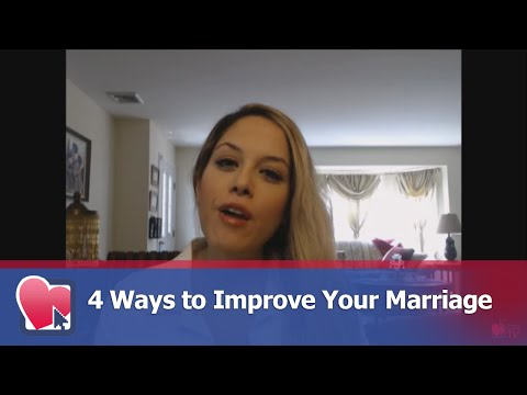 4 ways to improve your marriage - by nancy salim (for digital romance tv)