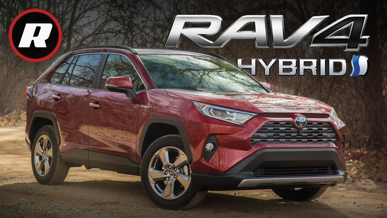 2019 Toyota RAV4 Hybrid blends tougher form, function and fuel efficiency | Review