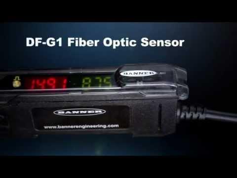 DF-G1 Fiber Optic Sensor