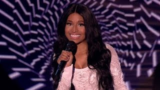 5 Best Nicki Minaj Moments From MTV EMA 2014
