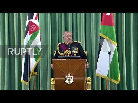 Jordan: King Of Jordan Reclaims 'full Sovereignty' Over Lands Leased By Israel
