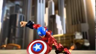 SUPER HERO MASHERS 15