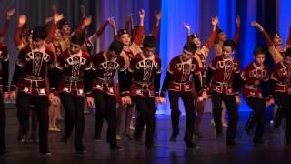 """ՀԱՅԿԱԿԱՆ ՊԱՐ ՛՛Պոպուրի՛՛ ''ARIN BERT"""" Dance Group, (BERT ensemble's studio) """"PAPURI """""""
