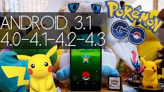 Como baixar e instalar Pokemón GO - Android 3.1 / 4.0 / 4.1 /  4.2 ou 4.3