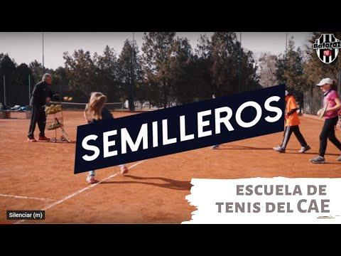 Crónicas en ByN: Semillero de Tenis