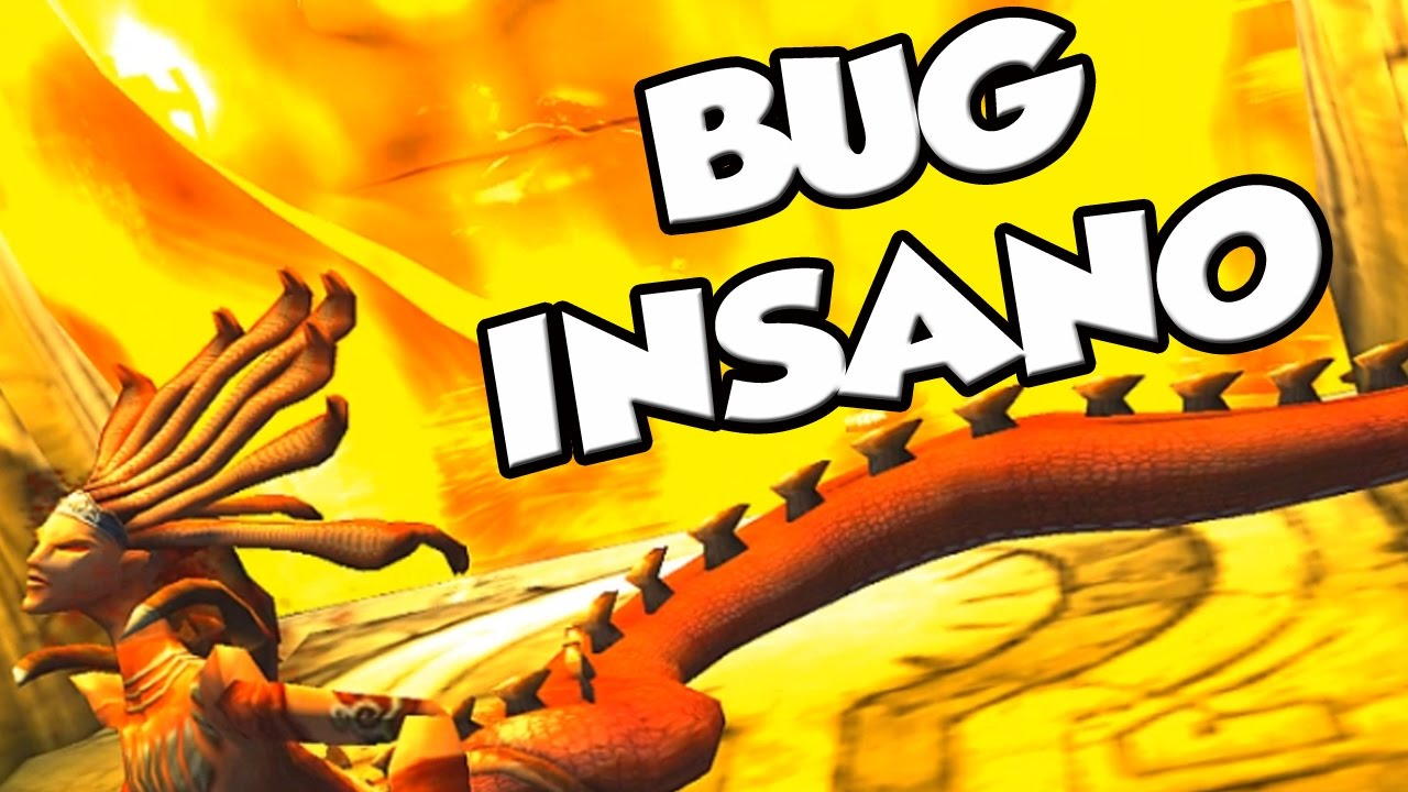 infinita bug