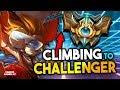 Rezone | CLIMBING TO CHALLENGER WITH ELECTROCUTE HEIMERDINGER! - League of Legends