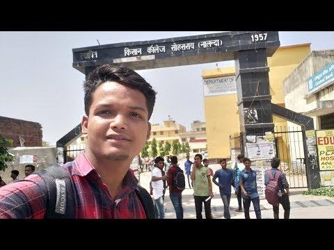Kisan college Bihar sharif nalanda