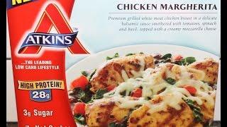 Atkins: Chicken Margherita Review