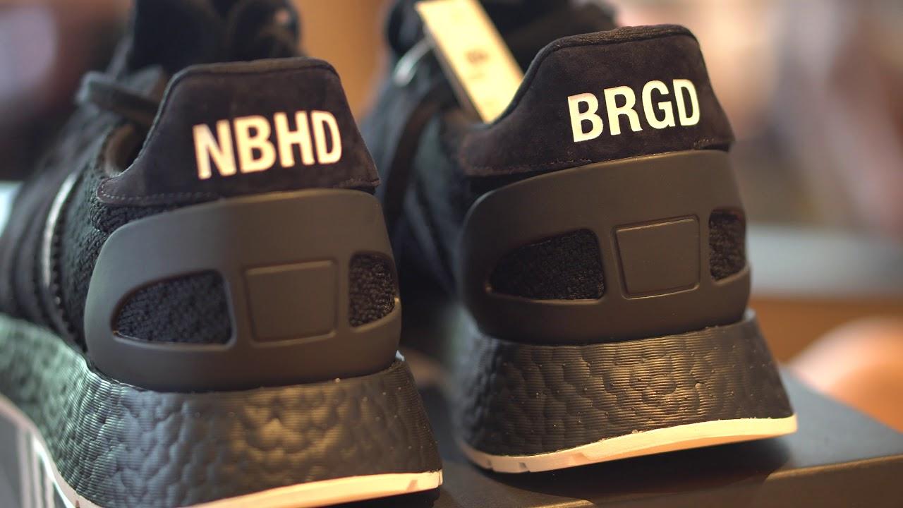brand new 1422d c6510 UnboxingNeighborhood x Adidas ...