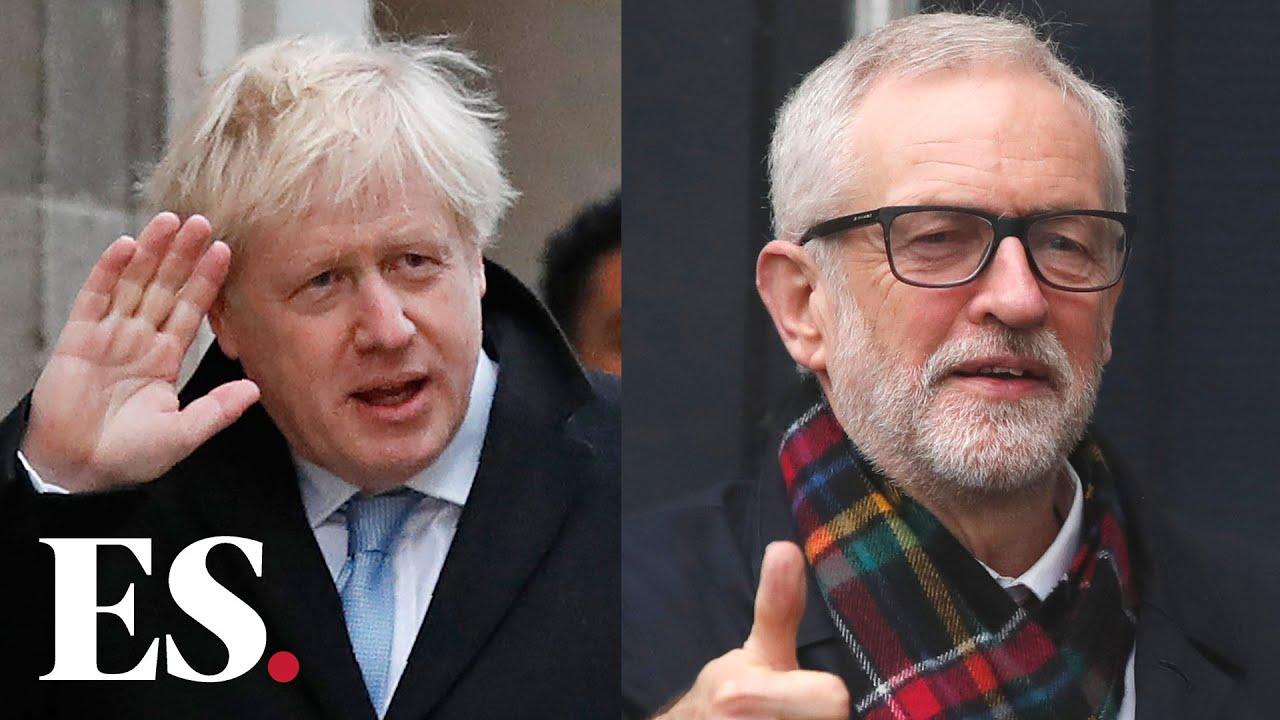 U.K. General Election 2019: Live UpdatesU.K. General Election ...
