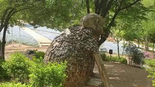 평강식물원 2020년 5월 18일