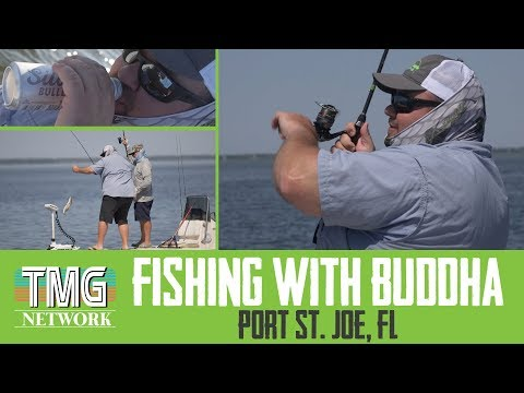 Fishing With Buddha | Port St. Joe, Florida