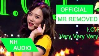 Video [MR Removed] I.O.I - Very Very Very download MP3, 3GP, MP4, WEBM, AVI, FLV Maret 2017