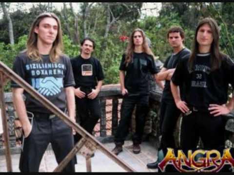 Unholy wars - Angra With Lyrics