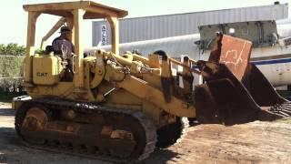 Cat 951 Track Loader