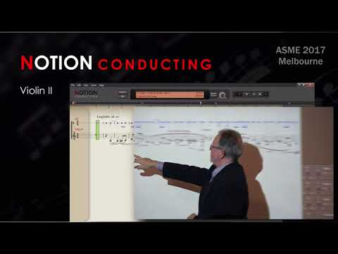 Presonus - Notion Conducting Overview