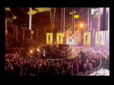 Kid Rock - So Hott And All Summer Long Live On MTV´s EMA`s In Liverpool 2008