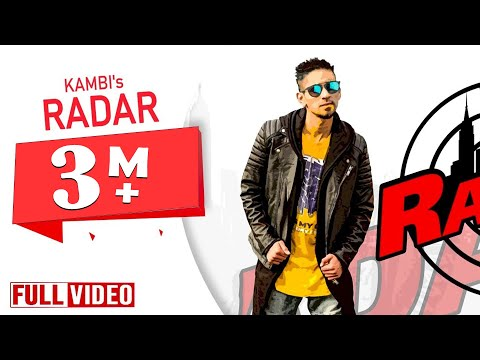 RADAR - KAMBI ft. Preet Hundal || Sultaan || Sukh Sanghera || Album 20 Saal || Desi Swag Records