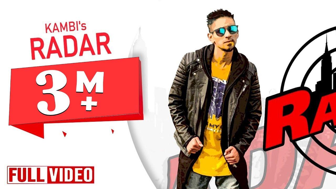 RADAR | KAMBI ft. Preet Hundal | Sultaan | Sukh Sanghera | Album 20 Saal | Desi Swag Records