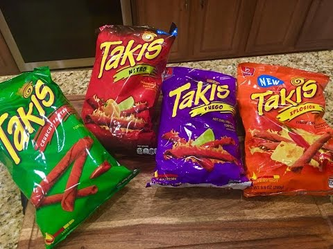 Which Taki's Is The Best? - FOOD REVIEW