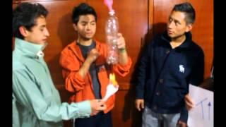leyes de los gases  3RO FIMA