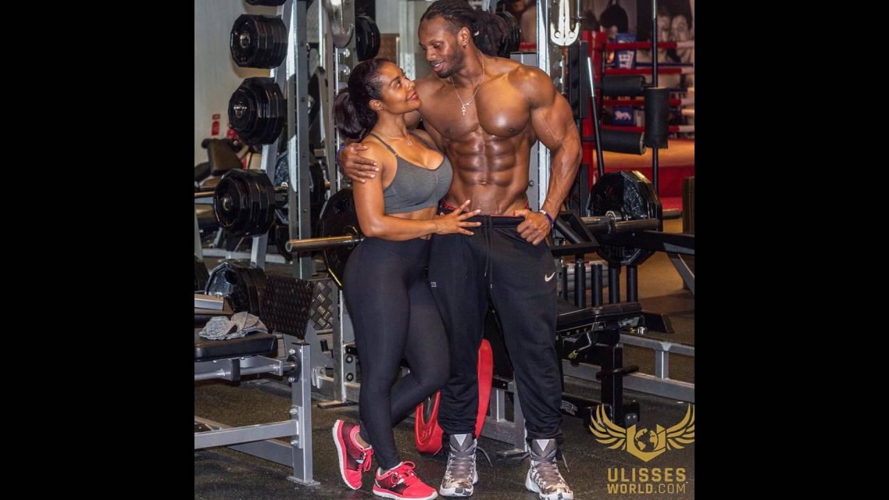 Ulisses Jr Motivacion Gym